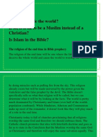 Will Islam Rule the World