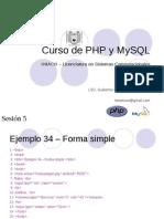 Curso básico de PHP 5/6