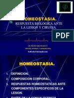 1. Homeostasia