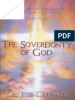 The Sovereignty of God - Duplantis