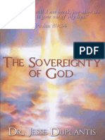 The Sovereignty of God - Duplantis
