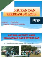 Biro Sukan Dan Rekreasi 2013