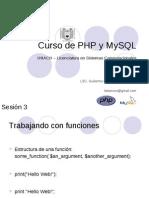 Curso básico de PHP 3/6