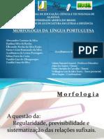 Trabalho Morfologia- Power Point 2010