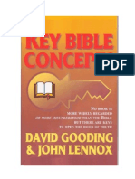 Key Biblie Concepts by David Gooding