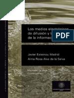 Los medios electrónicos de difusión y la sociedad de la información