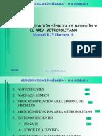 Microzonificación Sísmica del VA