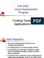 Cooling Tower TDP