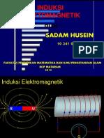 induksi-elektromagnetik ppt