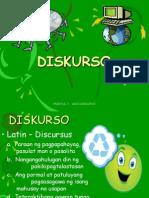 DISKURSO