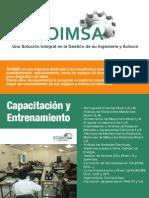 Brochure Soimsa Es