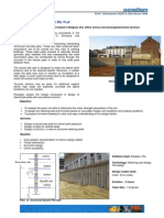 Design of Secant Pile Wall