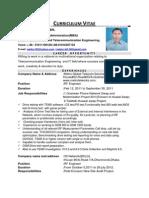 Saidur's CV Full