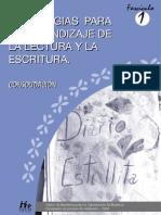 CECM. Estrategias Para El Aprendizaje de La Lectura y Escritura (2)