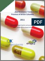 AntimicrobialResistanceTrendsinBC_2011