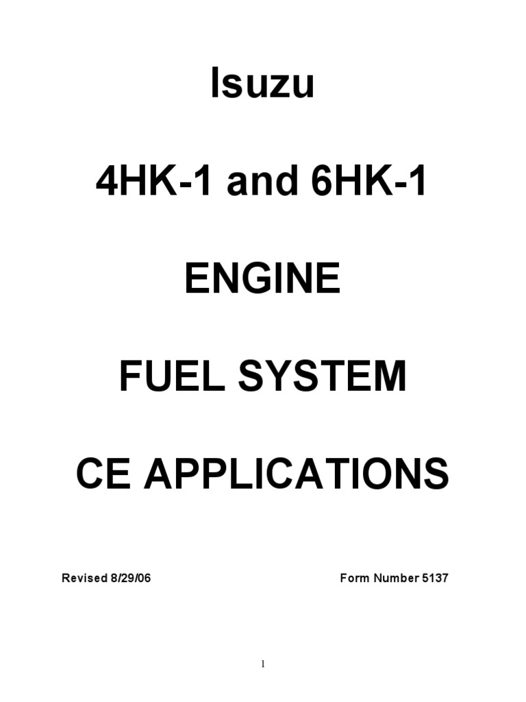 Isuzu_6HK-1_Engine_Fuel_System_-_CE_Applications_Rep_Package[1].pdf   Fuel  Injection   Throttle