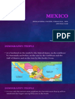 MEXICO EDUCATIONAL SYSTEM; CURRICULUM AND INSTRUCTION