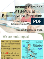 Ang MTB-MLE