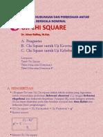 Statistika2 Chi Square