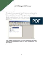 Jsp Dengan Netbeans Versi6