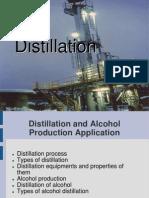 Distillation Types