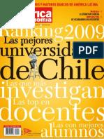 Ranking de Universidades Chilenas - 2009