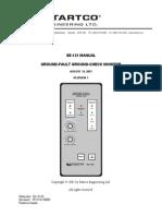SE-135 Manual