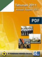Kompilasi Annual Report 2011 (Bentuk PDF)