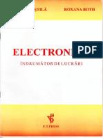 Indrumator Electronica - Festila