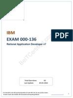BeITCertified IBM 000-sample