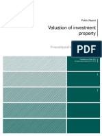 Valuation of Investment Property 2010