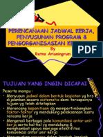 Program Kerja Organisasi