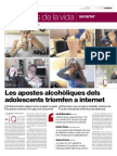 Neknomination i consum d'alcohol