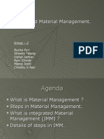 45726306 Integrated Material Management