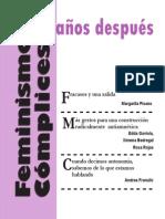 Doc 781 Pronunciamientosdefeminismoscomplices