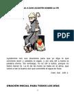 Anonimo - Novena San Agustin Fe