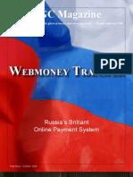 Inside Webmoney Pt1 DGCmagazine Oct 09