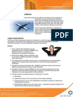 Noise at Work Guidance