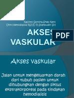 AKSES VASKULAR