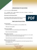 Salvation the Romans Road
