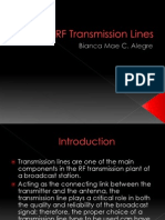 FM RF Transmission Lines