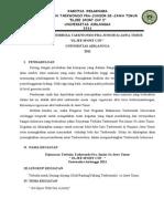 Proposal Pengajuan Rektorat
