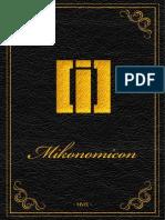Mikonomicon MMX