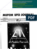 Mufoh Ufo Journal