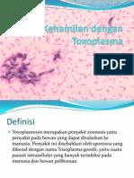 Kehamilan dengan Toxoplasma
