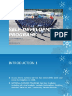 Self Development Programs
