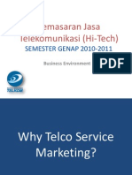 Telco Marketing Material
