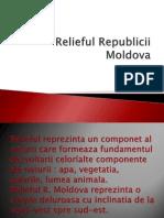 Relieful Republicii Moldova