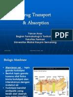 Drug Transport Absorption
