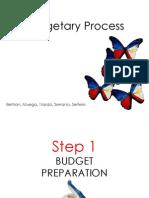 Budgetary Process